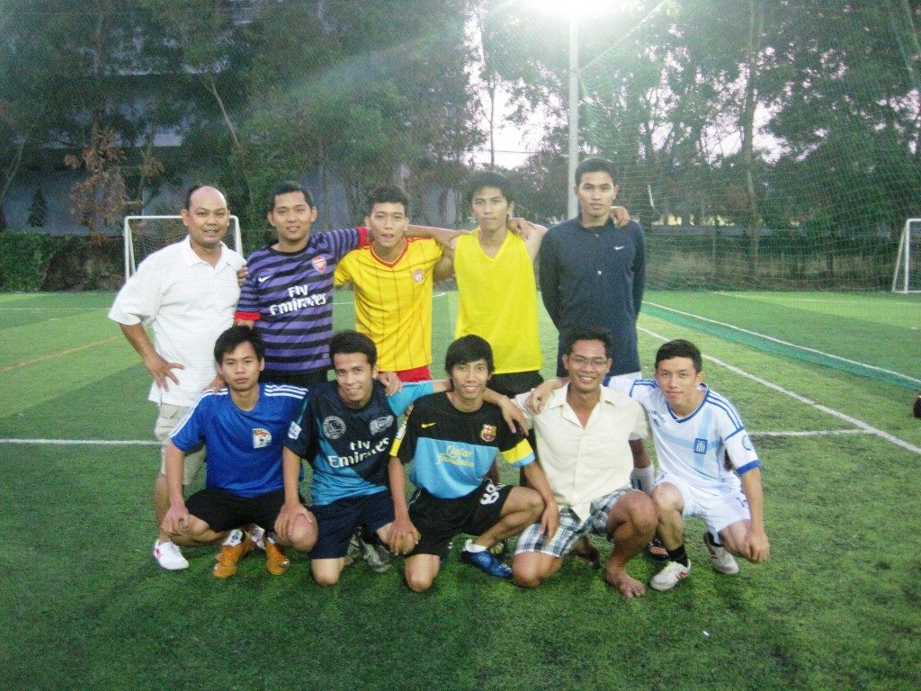 Jayam FC kêu gọi sự chung tay của cộng đồng giúp bé Na One điều trị bệnh