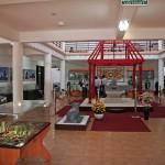 Không gian phòng trưng bày