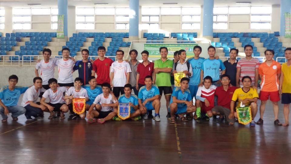 Giải bóng đá GPF lần 2 (14/122014)