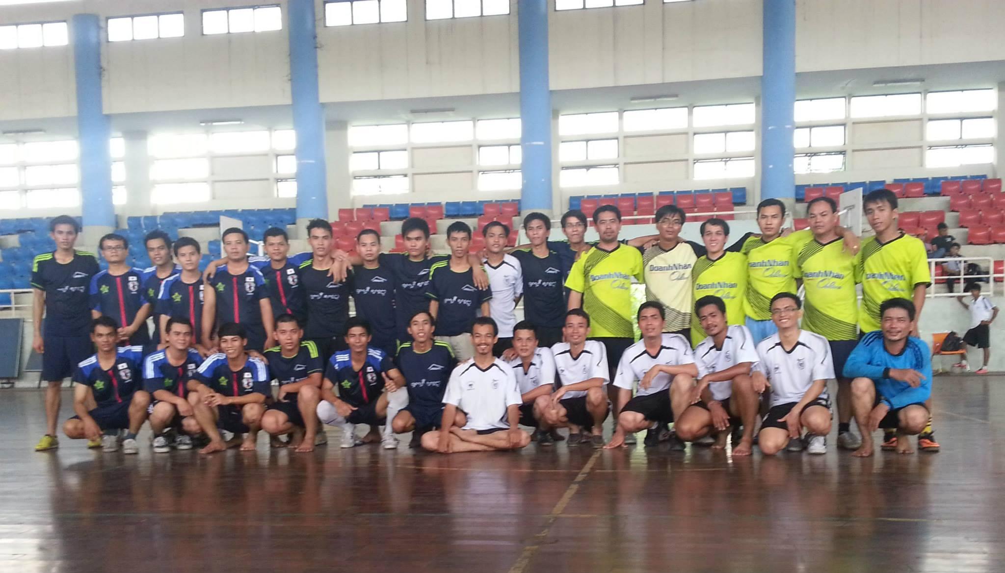Giải được tổ chức lần 1 vào ngày 08/9/2013
